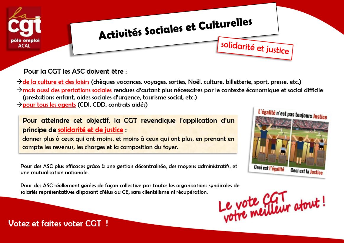 Communication n°3 CGT ACAL